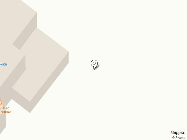 Афанасий на карте