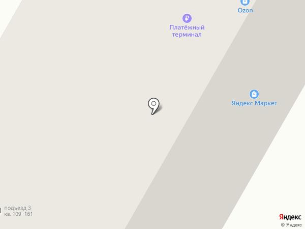 Квартал-2 на карте