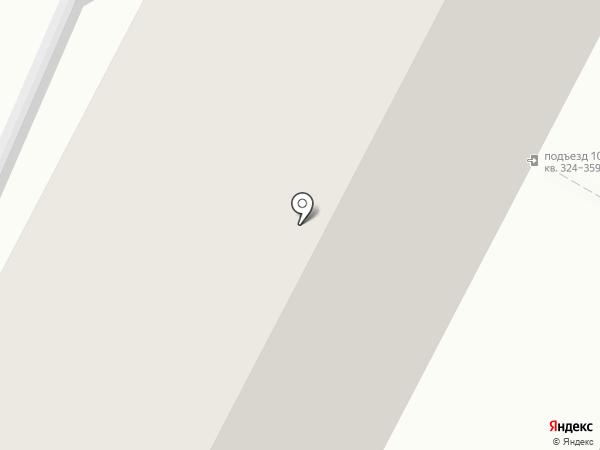 Медведь на карте