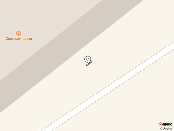 Своя Компания на карте