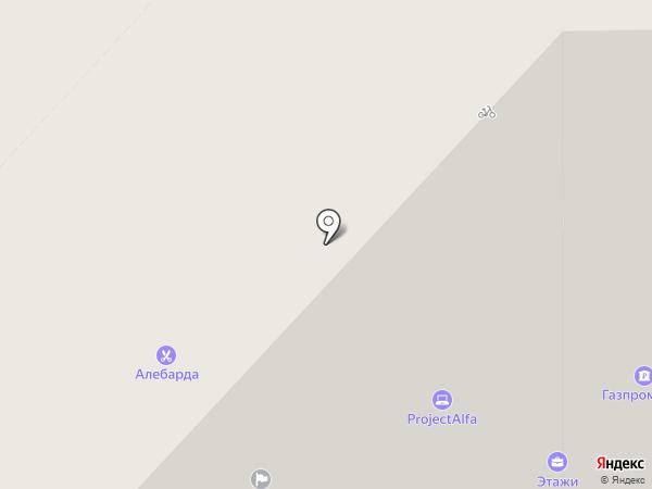 АстраИнвестСтрой на карте