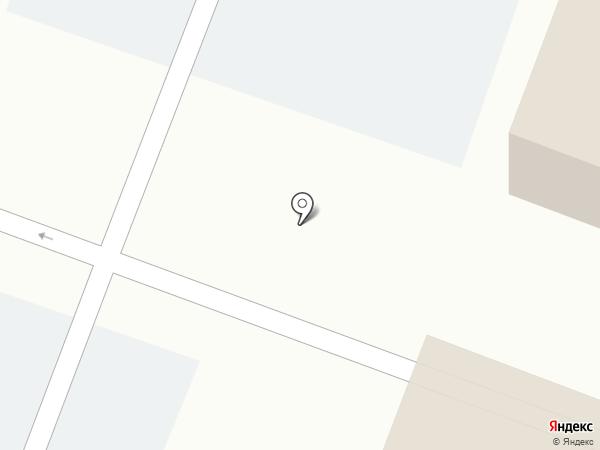 Быстрый Лось на карте