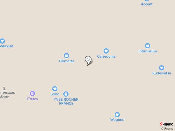 HAMELEON на карте