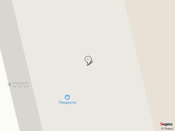 Ортос на карте