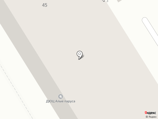 Первый Эвакуатор на карте
