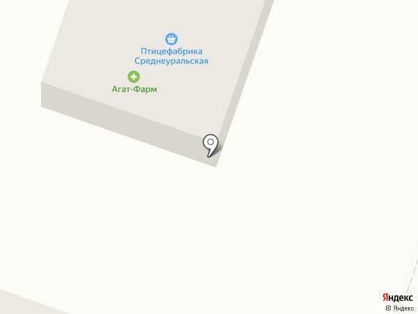 АГАТ-ФАРМ на карте