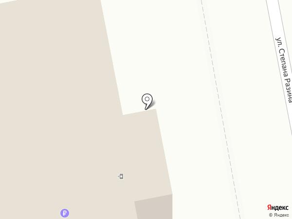 Центр автоматической фиксации административных правонарушений на карте