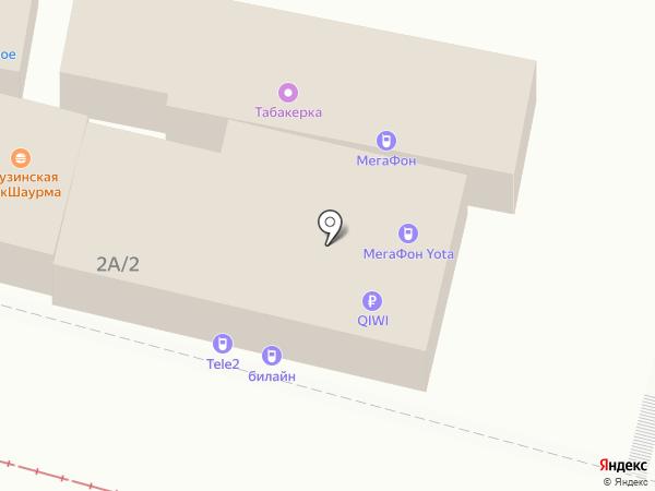 Мотив на карте