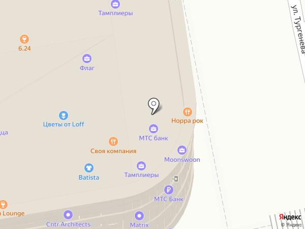 SNASTY bar на карте