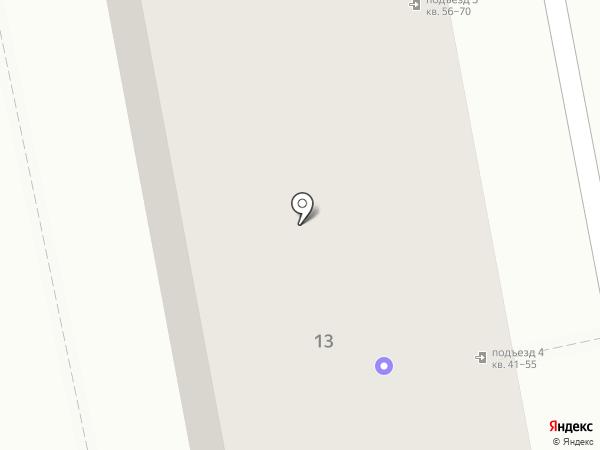 Фернандель на карте