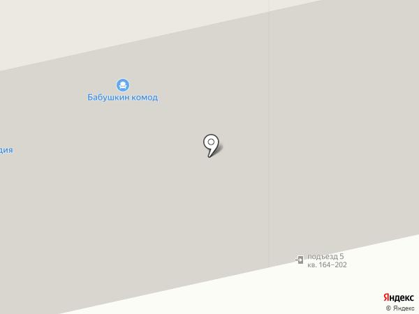 Приор-М на карте