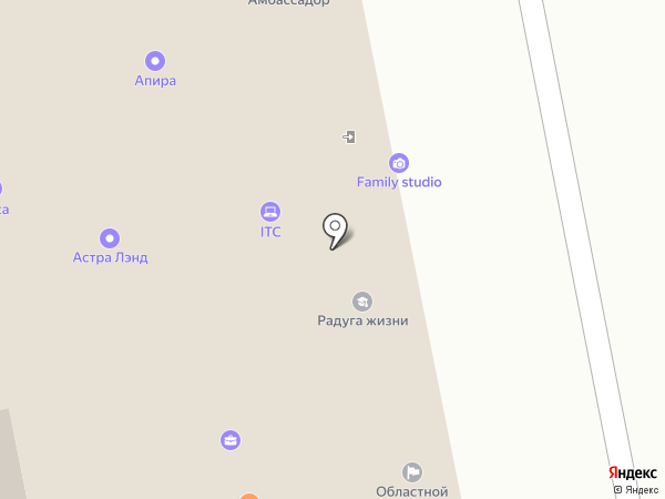 Constance на карте