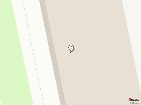 УСЛК на карте