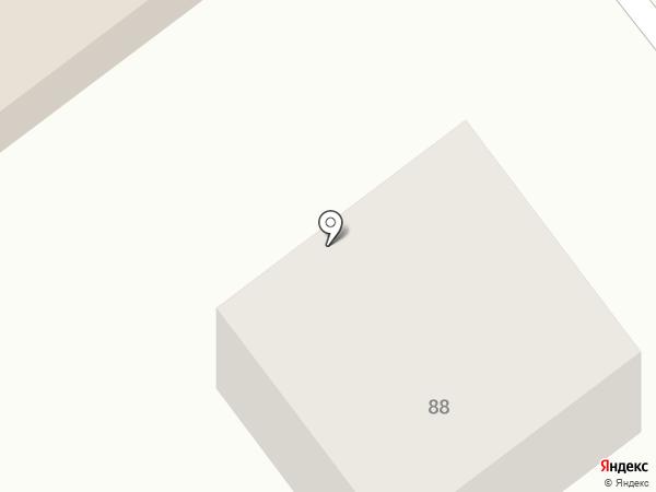 Автосервис на Тружеников на карте