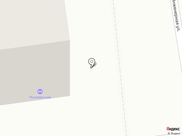 Удан на карте