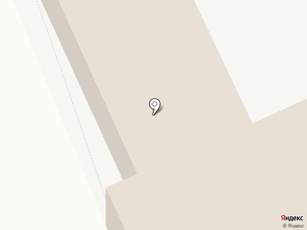 Калиновский на карте