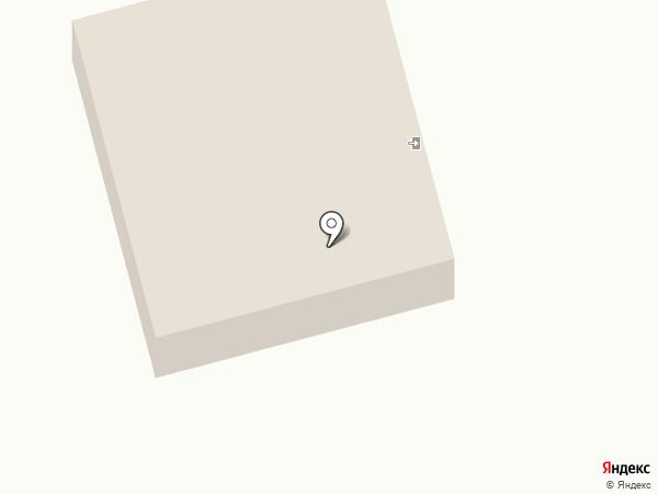 Сельская библиотека на карте