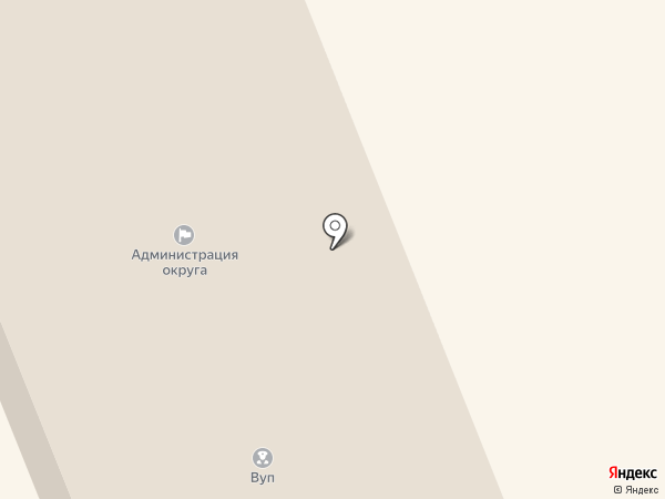 Администрация Арамильского городского округа на карте