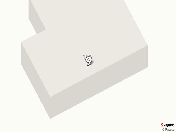 Лесная усадьба на карте