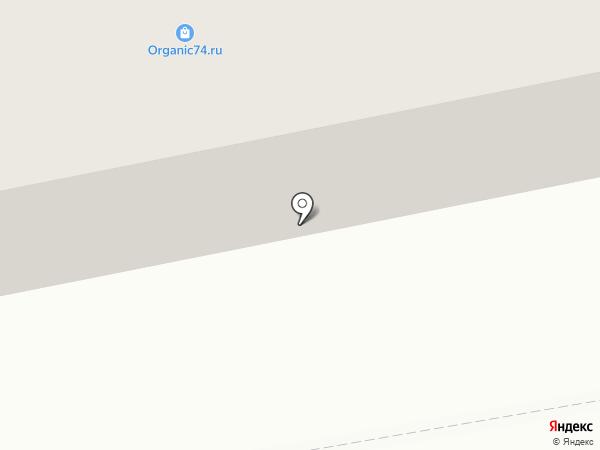 Фотостудия Евгения Меньших на карте