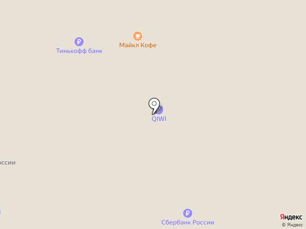 Магазин одежды на ул. Чичерина на карте