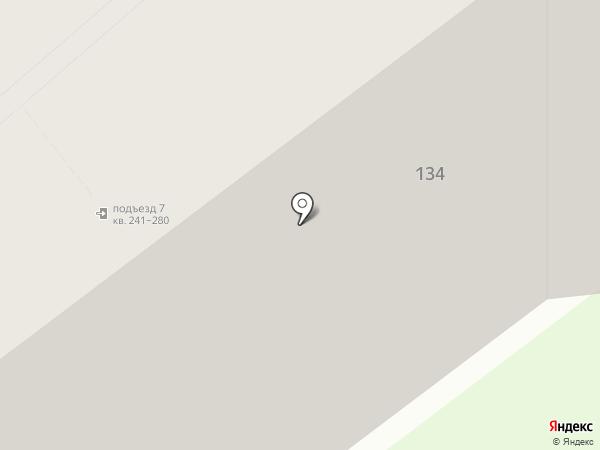 АвтоПартнер-74 на карте