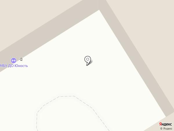 Вероника на карте