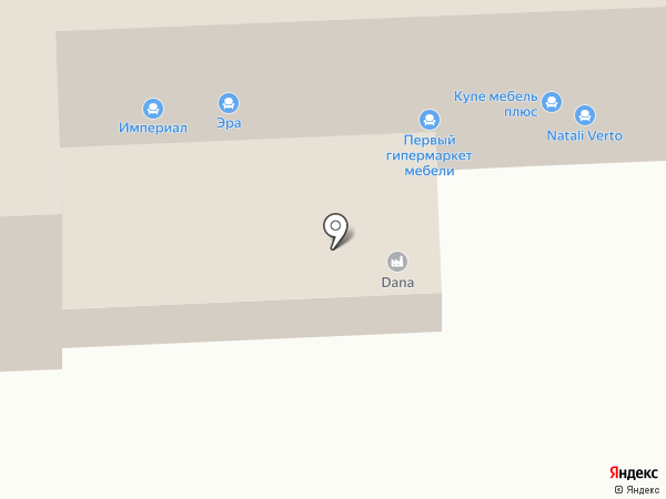 Союз-Мебель на карте