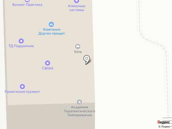 БухКонсалт на карте