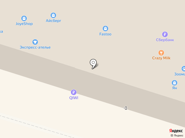 Парфюмерный магазин на карте