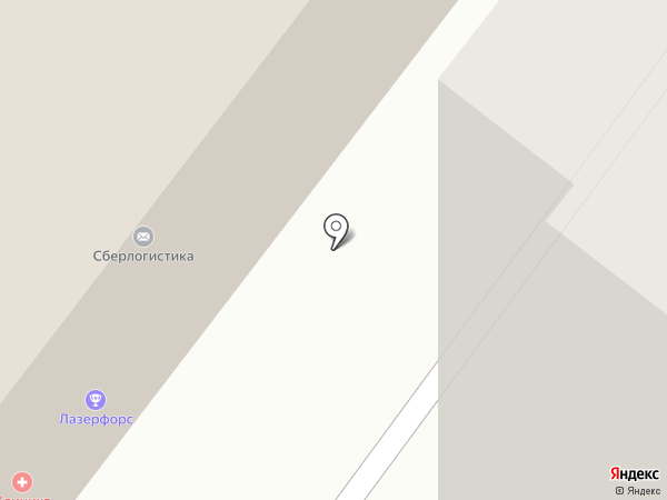 Галера на карте