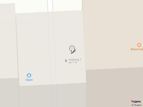 Центр правовой и финансовой защиты на карте
