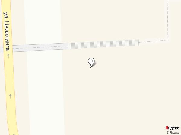 Chelbus на карте
