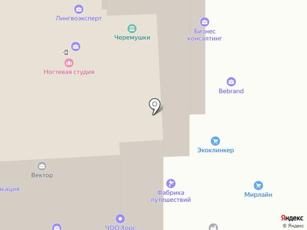 Деловая Россия на карте
