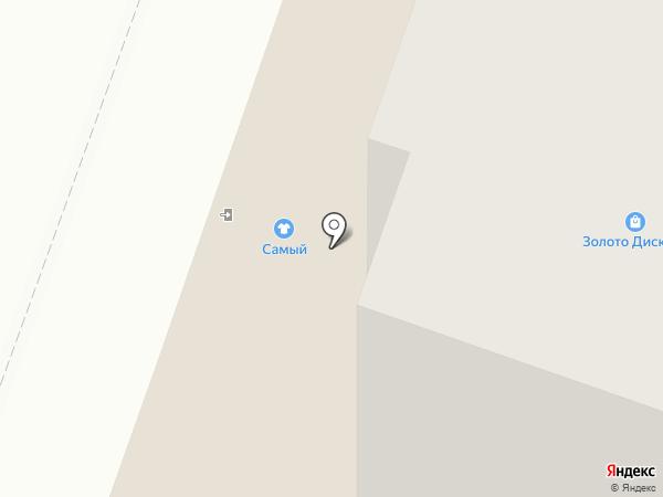 Ривком на карте