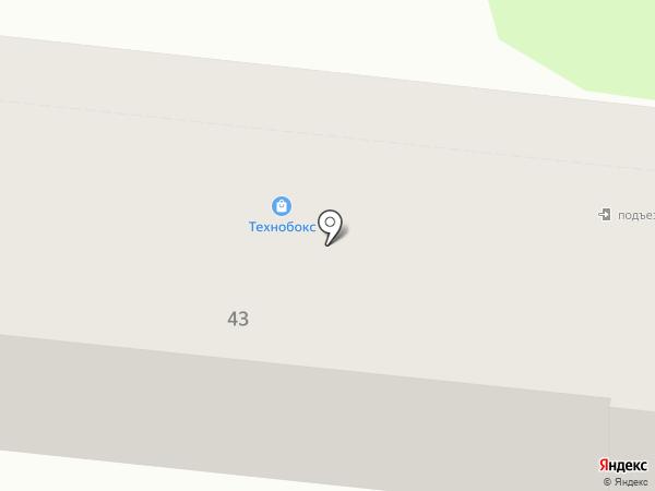 ZAVBUS на карте
