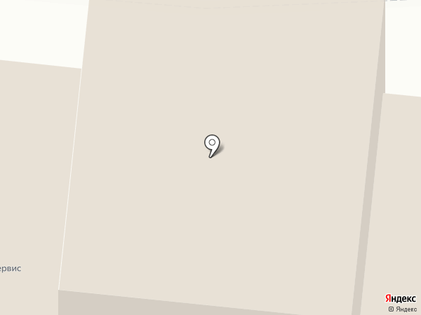 БРиК на карте