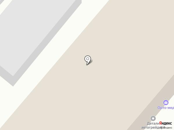 Полипром на карте