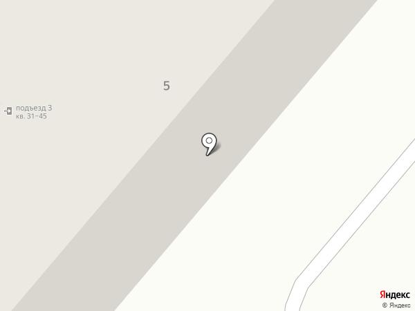 Леона на карте