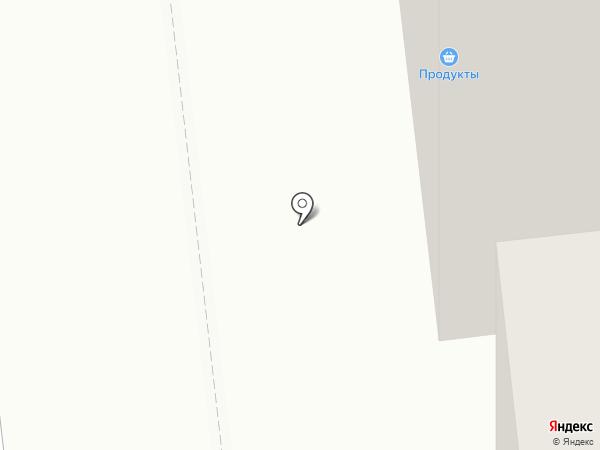 Квартал у озера на карте