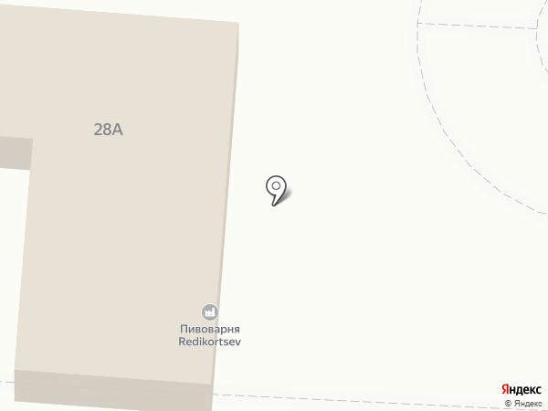 Ювелир & ка на карте