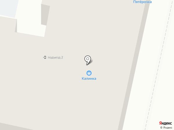 РАВИС на карте
