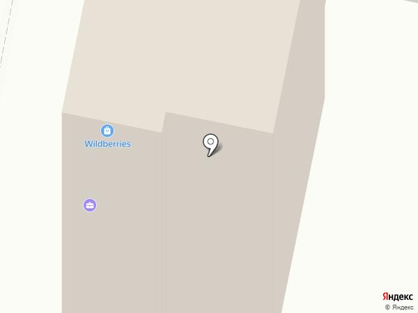 Веросса на карте