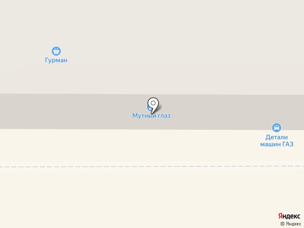 Детали машин ГАЗ на карте