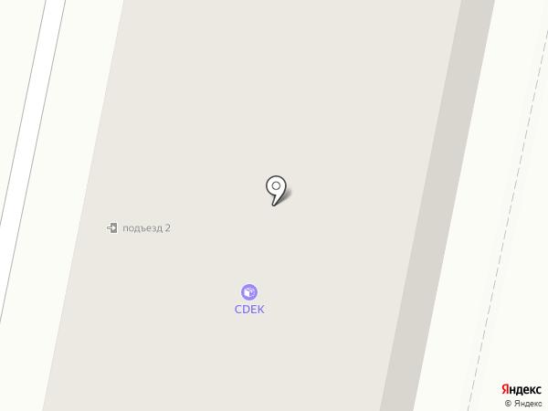 Beerdrive на карте