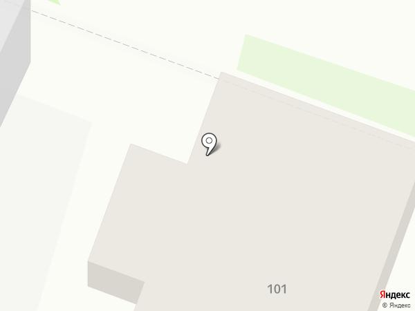 CanCopy на карте