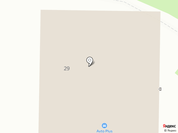 AUTOЛюкс на карте