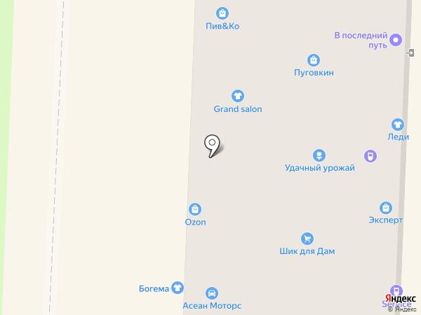 А-Кристалл на карте