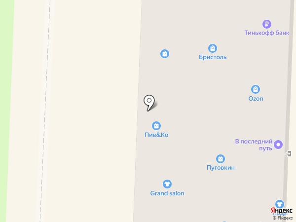 Дверной формат на карте
