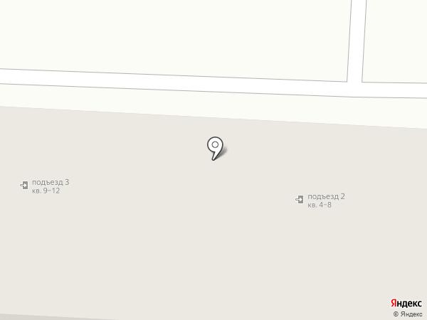 Медуница на карте